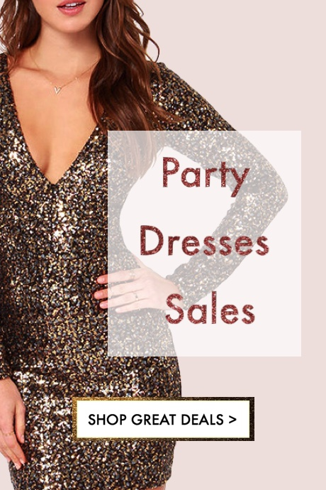 Party Dresses On Sales