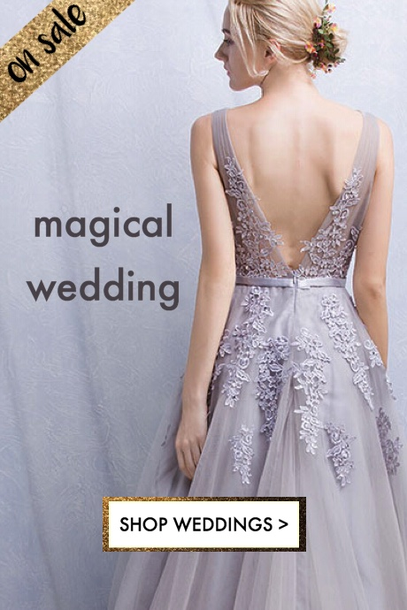 Magical Wedding On Sales